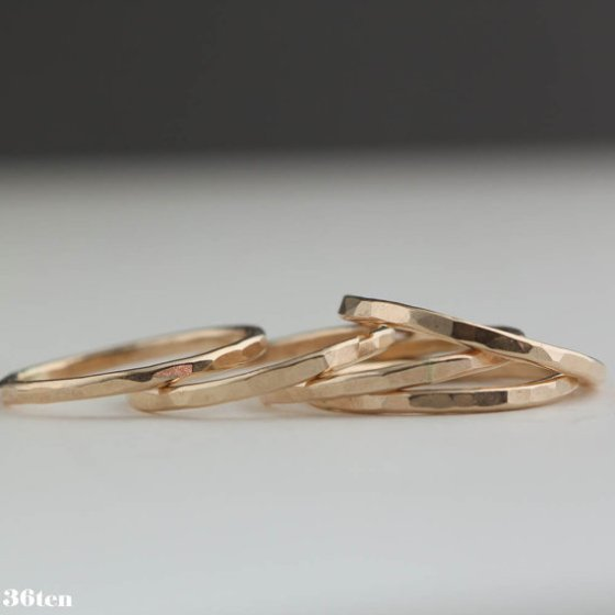 36ten stacking ring